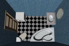 Эскиз 3d визуализации