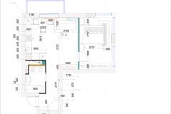 План мебелировки