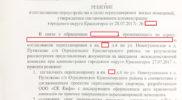 Согласование перепланировки Красногорск ЖК Новое Тушино