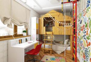 Перепланировка квартиры из двушки в трешку