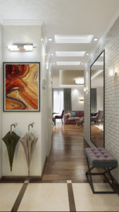СК-Кифа: Перепланировка квартиры (Совмещение кухни)