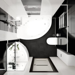 СК-Кифа: Дизайн проект в ЖК Новое Тушино