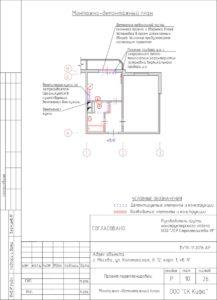СК-Кифа: Проект перепланировки Серия ЕВРОПА