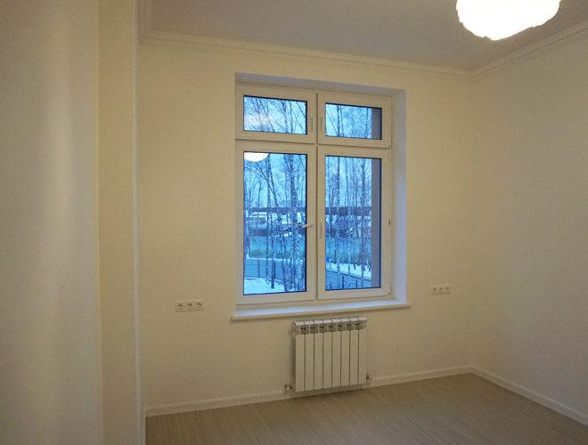 Ремонт однокомнатной квартиры в ЖК Рассказово