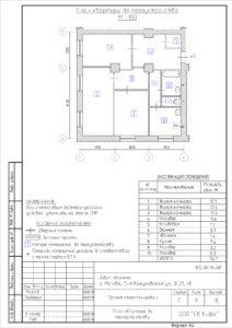 Серия I-410 перепланировка квартиры
